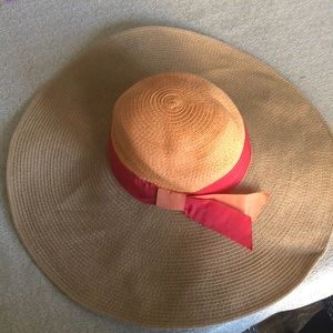 Brooks Brothers Floppy Wide Brim Hat